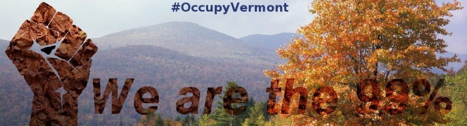 #OccupyVermont